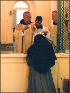 The Franciscan Friars are spiritual brothers