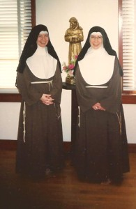 Spiritual daughters of St. Francis of Assisi