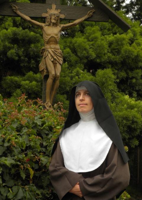 A Poor Clare Nun